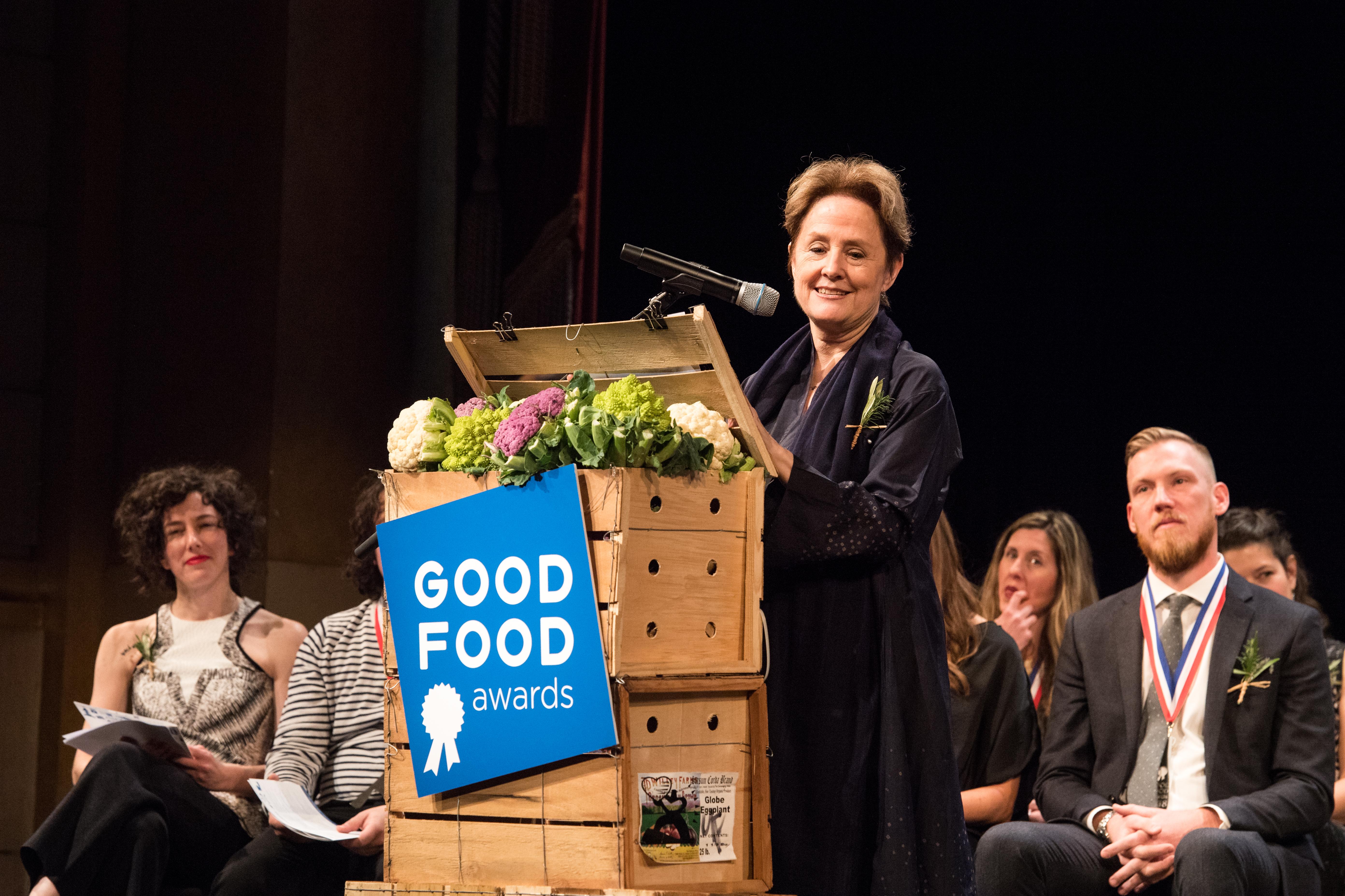 Carlo Petrini, Alice Waters and Culinary Historian Jessica B. Harris to Preside at 9th Good Food Awards